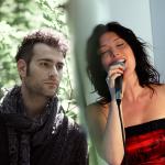 vocal duo ranieri e emanuela professional italian singers and choirist livesingers for hire